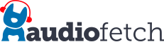 AudioFetch Logo - Color